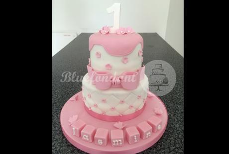 Pink Jasmine cake